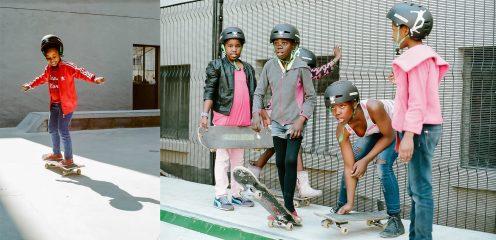 Skateistan South Africa by Hannah Bailey