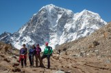 The Dream of Everest team