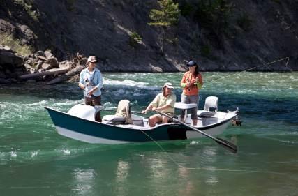 Fly Fishing-Float Trip