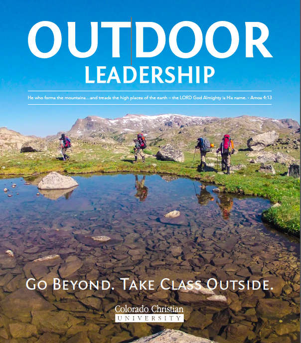 CCU Outdoor Leadership Program
