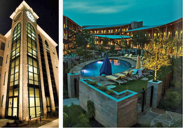 outdoor lighting perspectives of charlotte