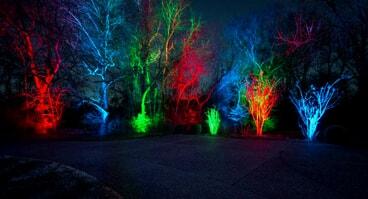 outdoor rgb led lighting