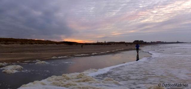 Watt will man und Meer - 4 Tage an der ostfriesischen Nordsee im Winter