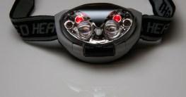 Stirnlampe Test