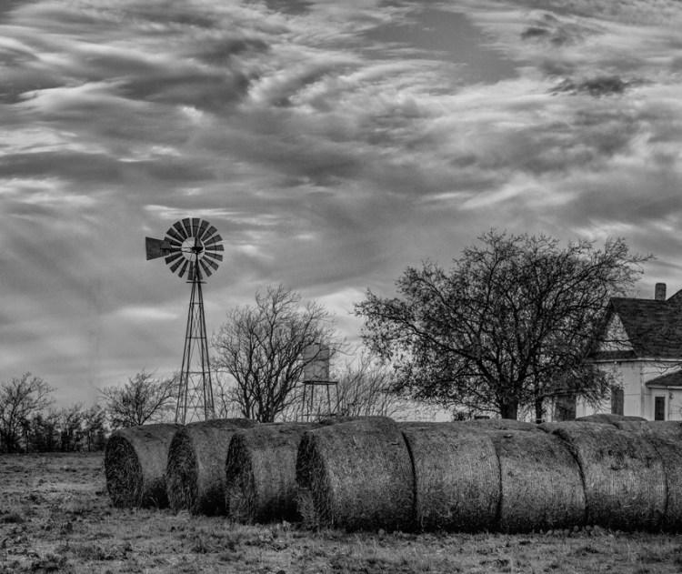 Windmill&Hay
