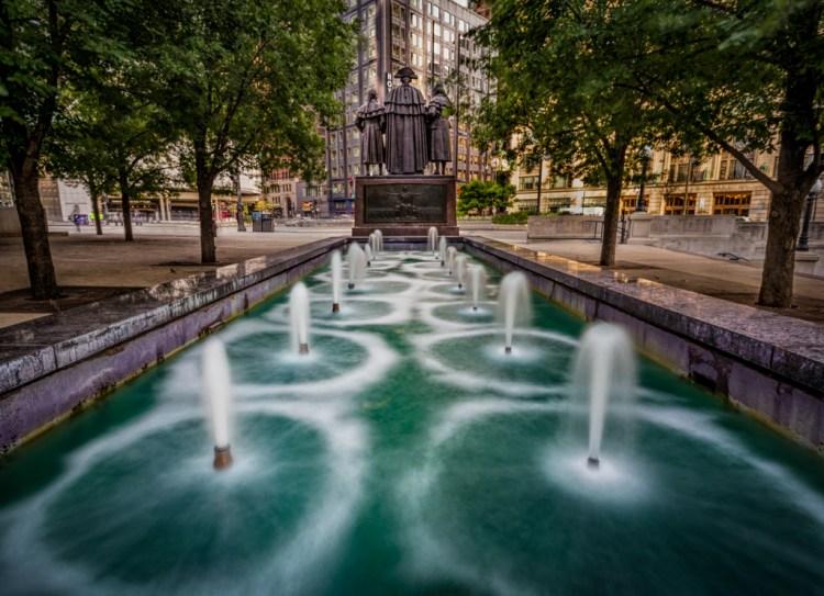 chicago-fountain