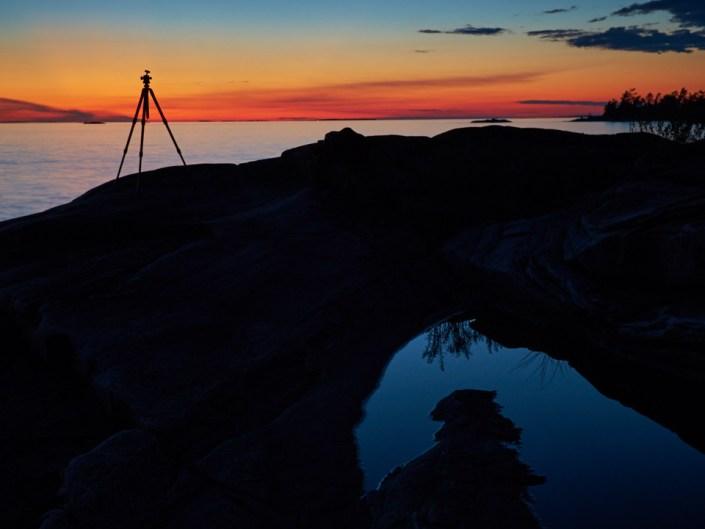 Franklin Island, Georgian Bay, Georgian Bay, Ontario Canada