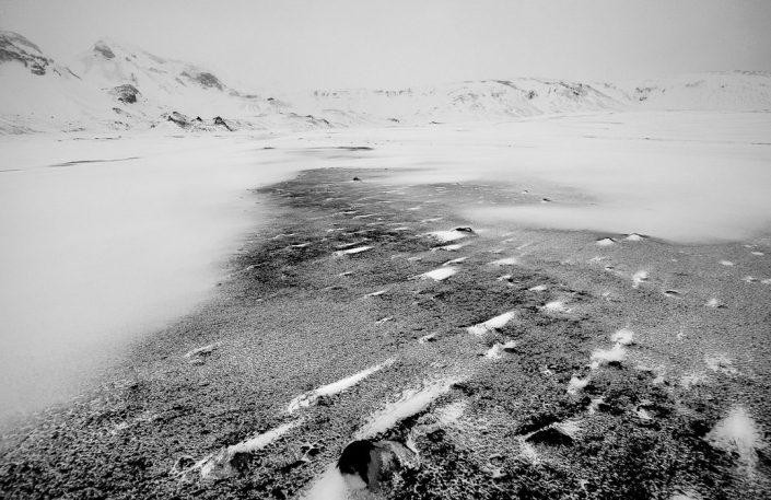 Winter, Iceland