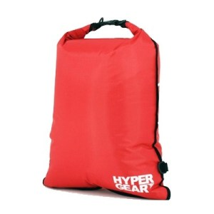 Hypergear 40L Flat Bag red