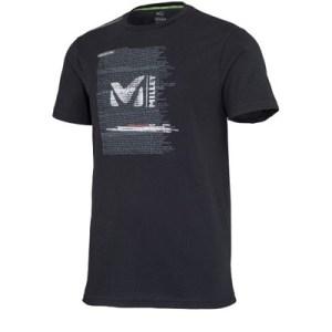 Millet Be Bold TS SS L black