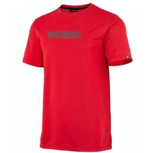 Millet Summit TS SS M red