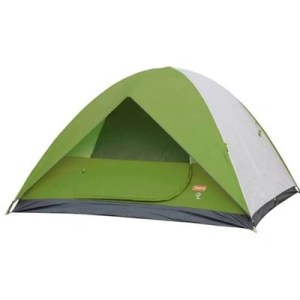 Coleman Sundome 4P Tent green white