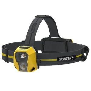 Sunree Zengto2 Headlamp yellow