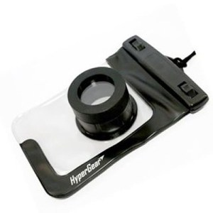 Hypergear Zoom Lens Camera Pouch 35mm Small black