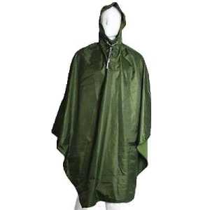 ODP 0165 Army Poncho military green