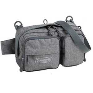 Coleman Walking Pouch lt heather