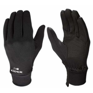 Eider Thermo Stretch Gloves S black