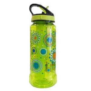 Cool Gear Hydration 24 oz Rigid with Graphics 1139 green