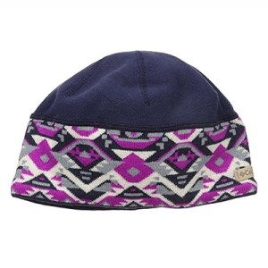 Columbia Alpine Pass Beanie ebony blue navy