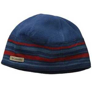 Columbia Alpine Pass Beanie night tide blue