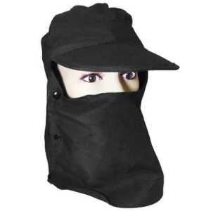 ODP 0312 Sun Protection Cap black