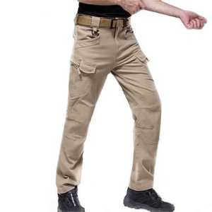 ODP 0324 IX7 Tactical Pants L khaki