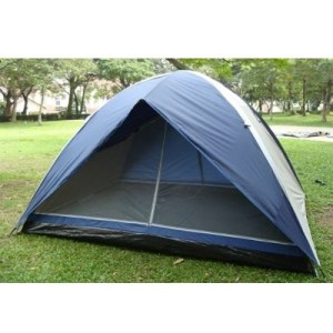 Bazoongi ODP 0402 1503 CII 8 Persons Silver Dome Tent