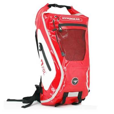 Hypergear Dry Pac Tough 20L red