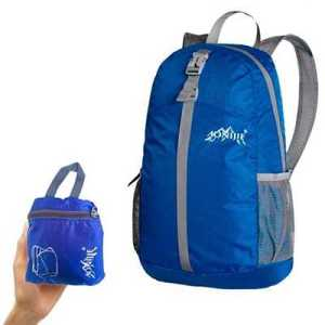 Aonijie 20L Foldable Backpack blue
