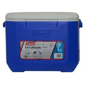 Coleman Cooler 16QT blue