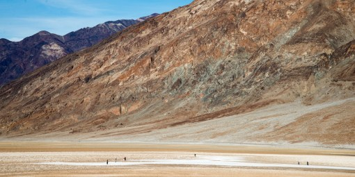 Image result for badwater basin crossing hike