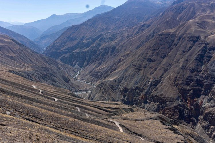 Cycling from Huaraz to Cajatambo 6