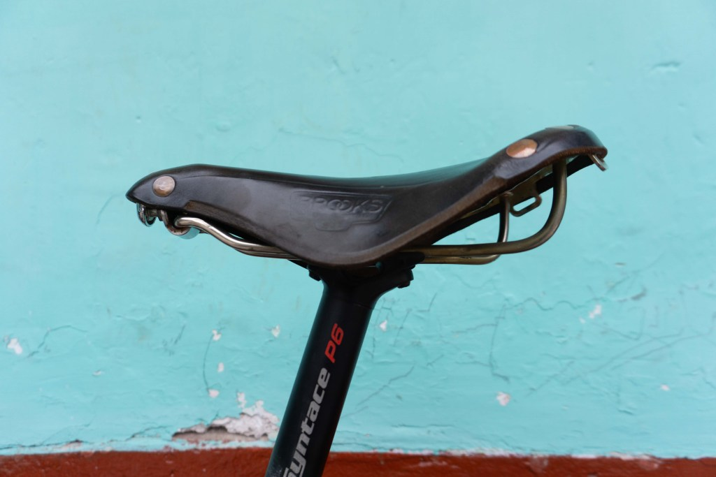 bike fit saddle position