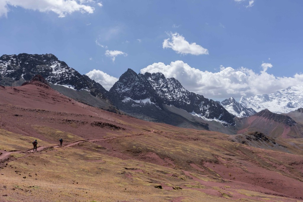Discover Peru's beautiful Ausangate Trek and rainbow mountain 7