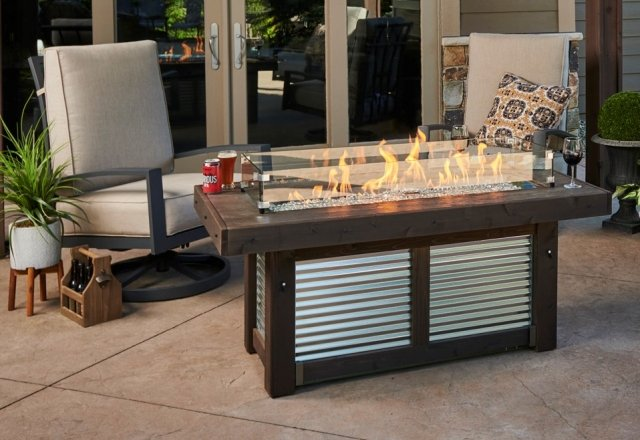 first time gas fire pit owners what to