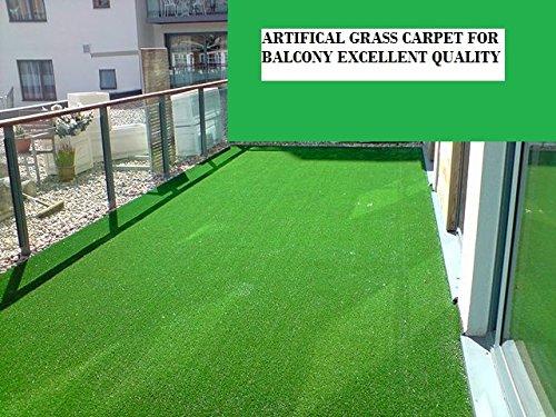 Evergreen Collection Indoor/outdoor Green Artificial Grass Turf Area Rug  (3u002711