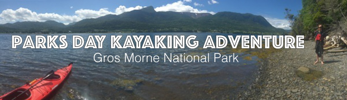 Parks Day Kayaking Adventure in Gros Morne National Park