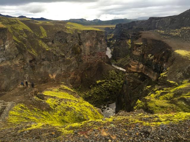 Laugavegur Canyon