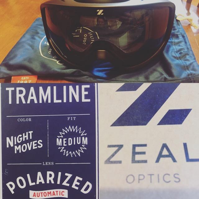 zeal optics tramline