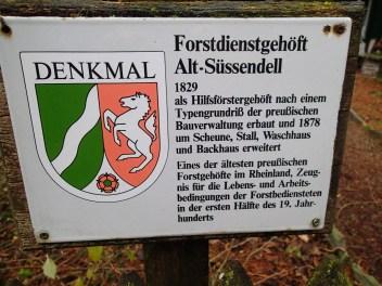 Forstdienstgehöft Alt-Süssendell