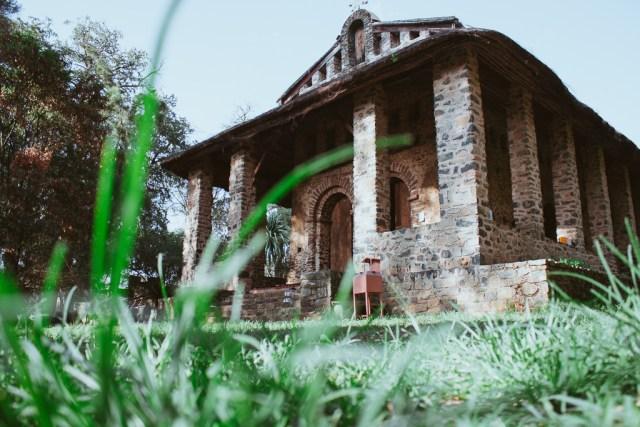 Kloster Debre Berhan Selassi