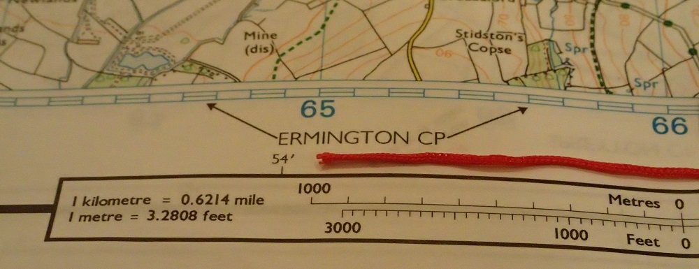 Map Distance Measure Measuring Distance On a Map Map Distance Measure