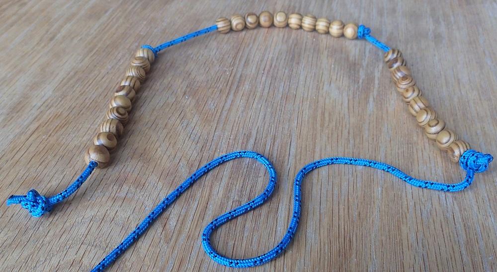 My pacing beads