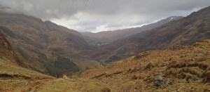 Above Kinloch Hourn