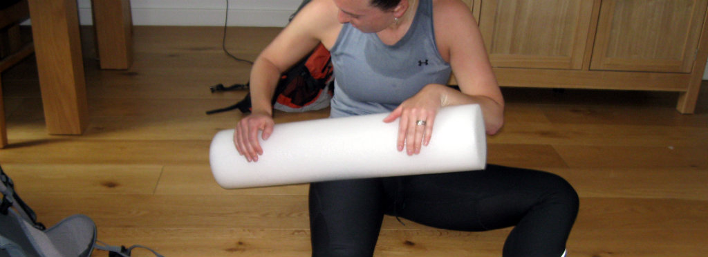 Foam roller is the best tool to help with muscle recovery