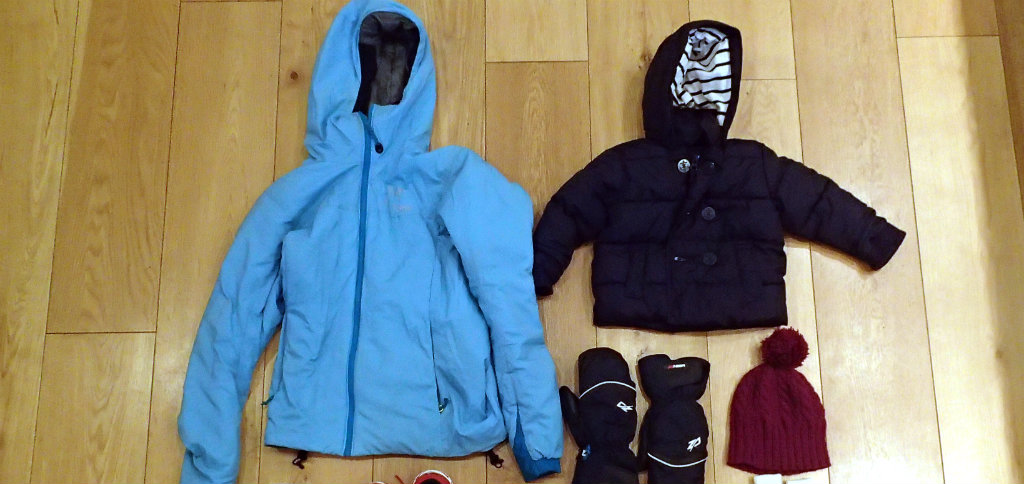 Insulated jacket for all ages