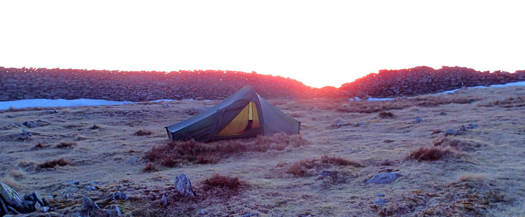 As much as I love my Nordisk Telemark I tent it will stay home due to too much condensation