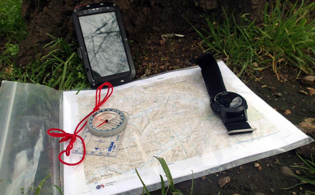 A full kit for modern time navigation