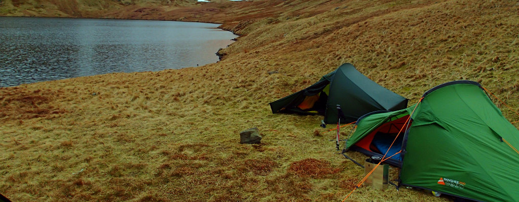 Tiny outdoor brand or a big outdoor conglomerate? Pick your tent