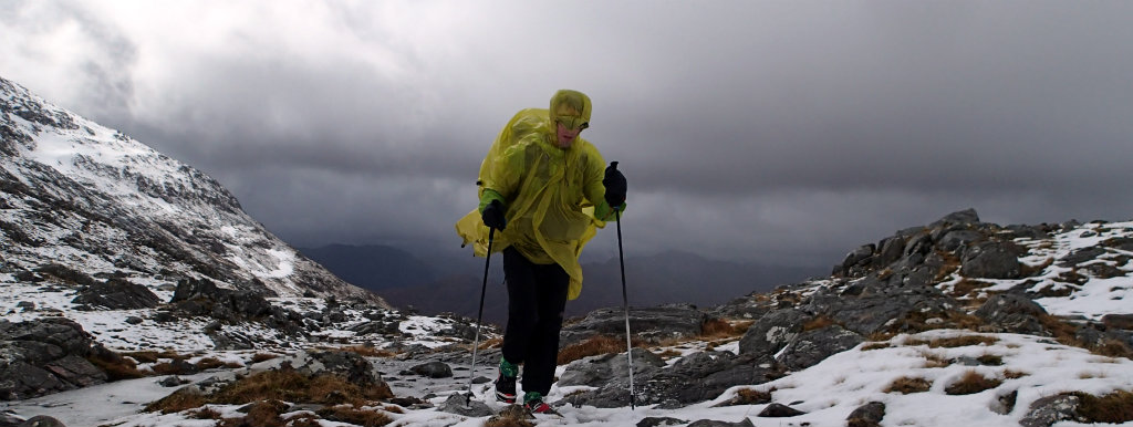 In windy conditions a base layer is even more important as wind chill is a major factor